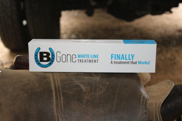 B Gone White Line Treatment box