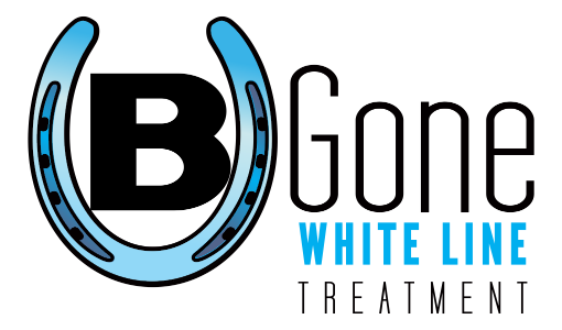B Gone White Line Treatment logo