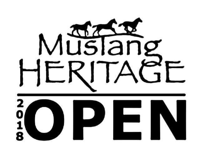 Mustang Heritage 2018 Open Horse Show